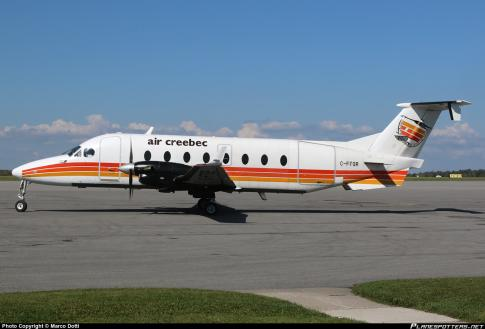 Aircraft for Sale in Montreal, Canada: 1994 Beech 1900D Airliner