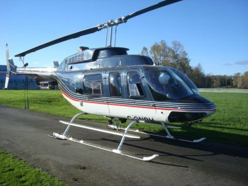 Aircraft for Sale in Vancouver, British Columbia, Canada: 1979 Bell 206L1 LongRanger II