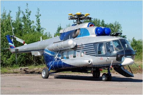 Aircraft for Sale in Russia: 1995 Mil MI-172