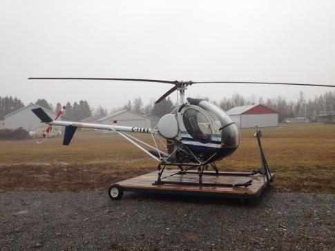 Aircraft for Sale in St-Anselme, Quebec, Canada (CTQ6): 1971 Schweizer 269C