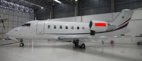 Aircraft for Sale in Florida, United States: 2008 Bombardier Challenger 605