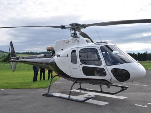 Aircraft for Sale in Fribourg, Switzerland: 2011 Eurocopter AS 350B3e Ecureuil