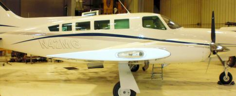 Aircraft for Sale/ Lease in Albuquerque, New Meexico, Mexico: 1980 Cessna 402C