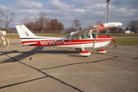Aircraft for Sale in Roanoke, Virginia, United States (KROA): 1976 Cessna 172M Skyhawk