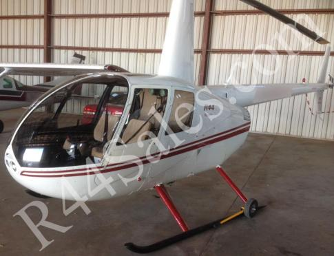 Aircraft for Sale in United States: 2002 Robinson R-44 Raven