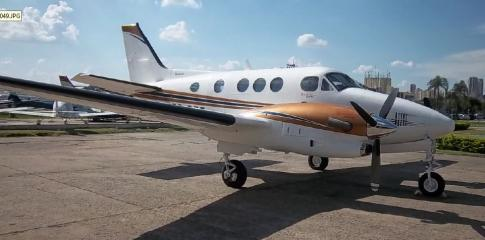 Aircraft for Sale in Sao Paulo, Brazil: 1996 Beech C90SE King Air