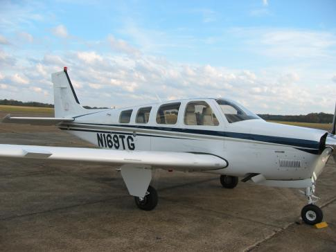 Aircraft for Sale in Jackson, Mississippi, United States (KHKS): 2005 Beech A36 Bonanza