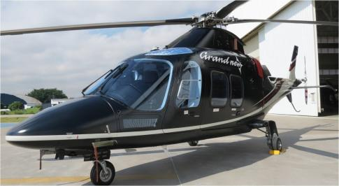 Aircraft for Sale in Brazil: 2012 Agusta AW109SP - 3