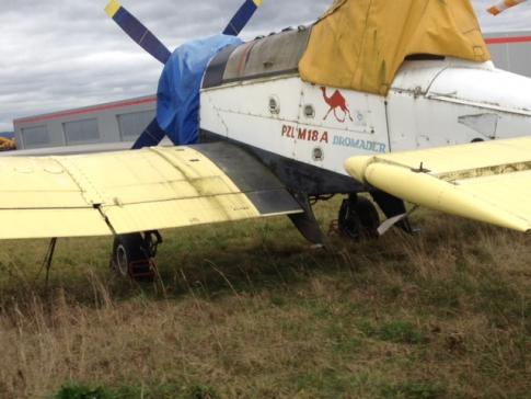Aircraft for Sale in Kaposujlak, Hungary (LHKV): 1988 PZL/WSK Mielec M18A Dromader