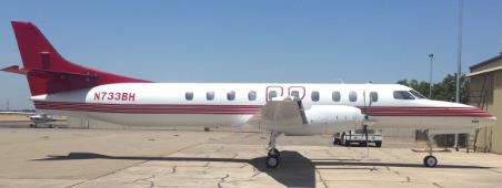 Aircraft for Sale/ Lease in El Paso, Texas, United States: 1989 Fairchild Swearingen Metro III