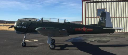 Aircraft for Sale in Prineville, Oregon, United States (S39): 1987 Nanchang CJ-6A