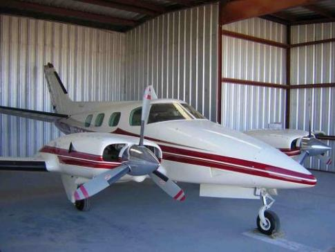 Aircraft for Swap/ Trade in New Mexico, United States: 1977 Beech 60