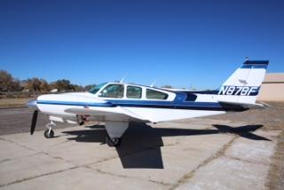 Aircraft for Sale/ Lease/ Swap/ Trade/ Share in Albuquerque, New Mexico, United States (Kabq): 1967 Beech 56TC