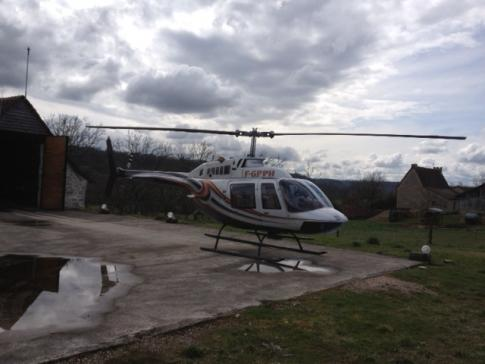 Aircraft for Sale in figeac, France (LFCF): 1982 Bell 206B3 JetRanger III