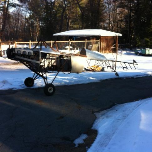 Aircraft for Sale in Atkinson, New Hampshire, United States: 1984 Steen Skybolt