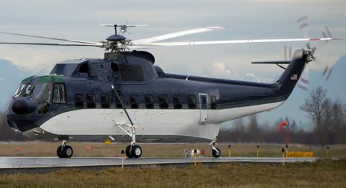 1971 Sikorsky S-61N for Sale in Ft. Pierce, Florida, United States (KFPR)