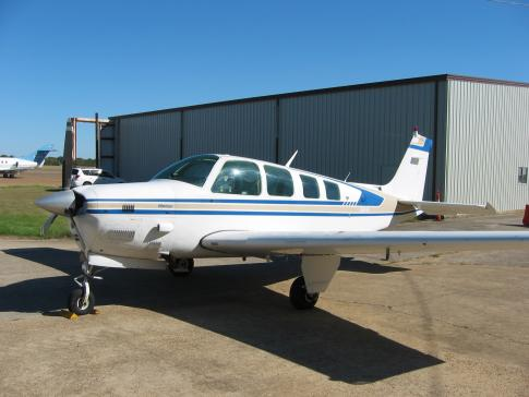 Aircraft for Sale in Jackson, Mississippi, United States (KHKS): 1981 Beech A36TC Bonanza