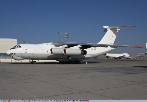 Aircraft for Sale/ Lease/ Wet Lease/ Dry Lease in Fujairah, United Arab Emirates: 1993 Ilyushin IL-76TD Candid