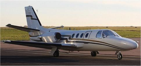 Aircraft for Lease/ Wet Lease/ Dry Lease in San Marino: 1978 Cessna 551 Citation II/SP