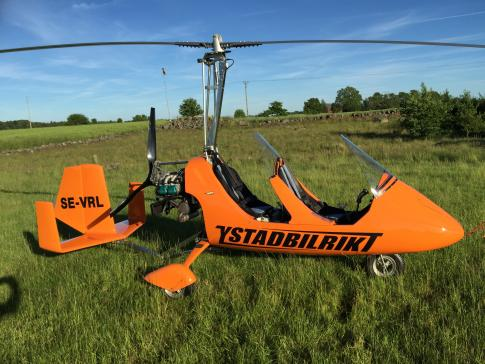 Aircraft for Sale in Ystad, South, Sweden (ESMI): 2012 Autogyro Gmbh. MTO Sport