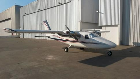 2010 Vulcanair P68C for Sale in Brazil