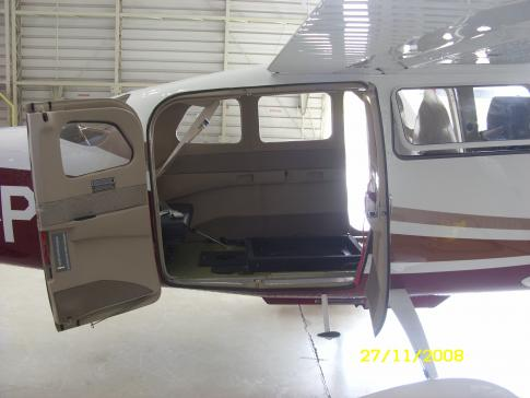 Aircraft for Sale in Brazil: 2008 Cessna T206H Turbo Stationair