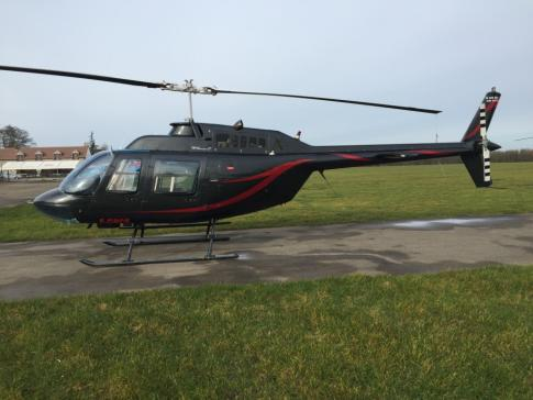Aircraft for Sale in France: 1978 Bell 206B JetRanger II