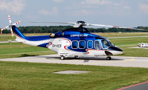 Aircraft for Sale/ Auction in Switzerland: 2008 Agusta AW139