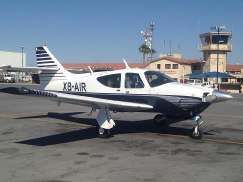 Aircraft for Sale in Monterrey, Mexico: 1977 Commander 114