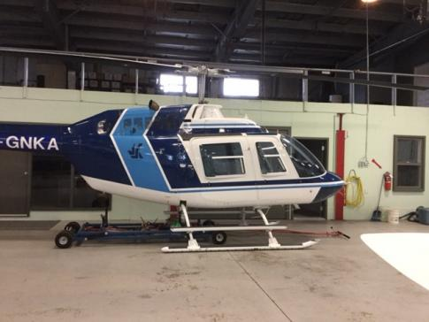 Aircraft for Sale in Hilton Head, South Carolina, United States: 1977 Bell 206B JetRanger II