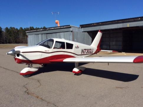Aircraft for Sale in Arkansas, United States: 1968 Piper PA-28-140B Cherokee