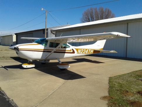 Aircraft for Sale in Oklahoma, United States: 1978 Cessna 182Q Skylane