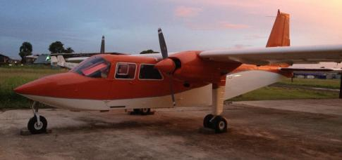 Aircraft for Sale/ Lease in South Africa: 1988 Britten Norman BN2B-20 Islander