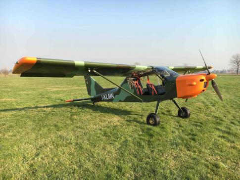 Aircraft for Sale in Pavia, Italy: 2013 Nando Groppo Groppo Trial