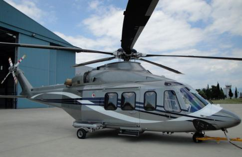Aircraft for Sale/ Lease in St. Petersburg, Russia: 2012 Agusta AW139