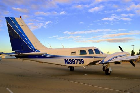 Aircraft for Sale/ Lease/ Dry Lease in VAN NUYS, California, United States (KVNY): 1978 Piper PA-34-200T Seneca