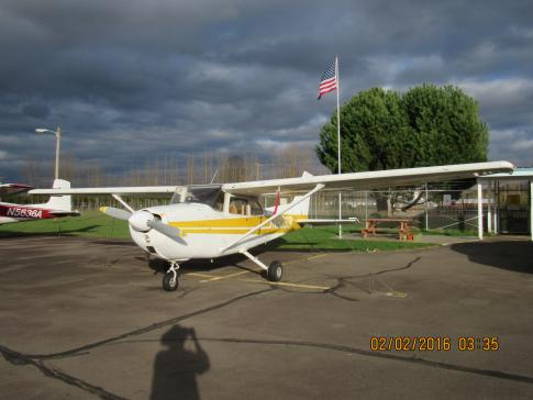Aircraft for Sale in Lebanon, Oregon, United States (S30): 1976 Cessna 172M