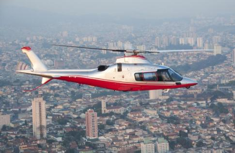 Aircraft for Sale in Brazil: 2005 Agusta A109E
