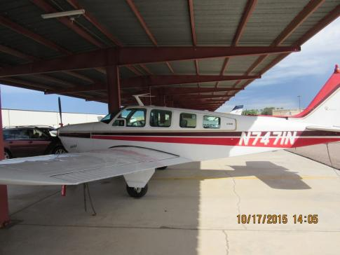 Aircraft for Sale in Chandler, Arizona, United States: 1968 Beech 36