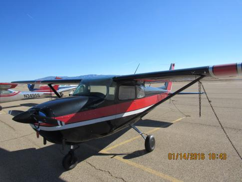 Aircraft for Sale in Prescott, Arizona, United States (KPRC): 1960 Cessna 172