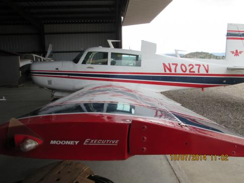 1976 Mooney M20F Executive 21 for Sale in Rimrock, Arizona, United States