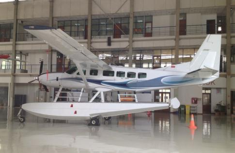 Aircraft for Sale in Indonesia: 2002 Cessna Caravan Amphibian - 1