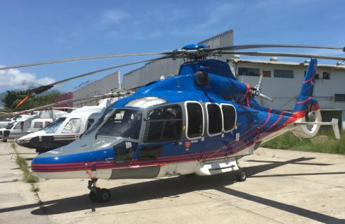 Aircraft for Sale in Brazil: 2010 Eurocopter EC 155B1
