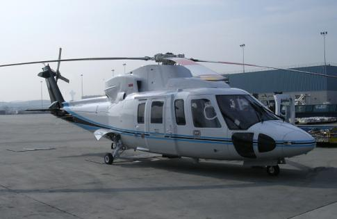 Aircraft for Sale in Indonesia: 1990 Sikorsky S-76A++