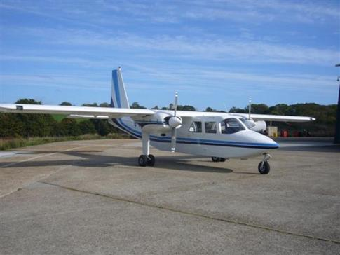 Aircraft for Sale in United Kingdom: 1976 Britten Norman BN2A-20 Islander