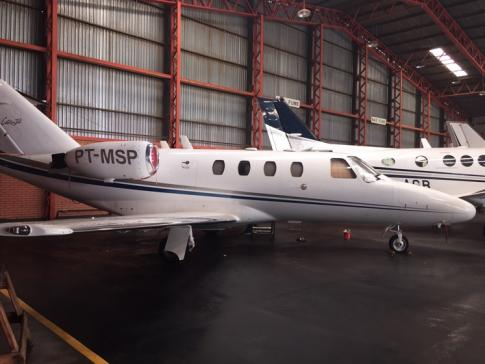 Aircraft for Sale in Goiania, Goias, Brazil (SBGO): 1998 Cessna Citation CJ