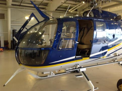 Aircraft for Sale in Kansas, United States: 1980 Eurocopter Bo 105-CBS4