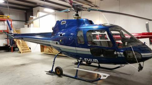 Aircraft for Sale/ Lease in Alberta, Canada: 1980 Eurocopter AS 350D Ecureuil