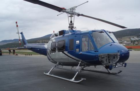 Aircraft for Sale in Canada: 1976 Bell 205A-I Iroquois (Huey)