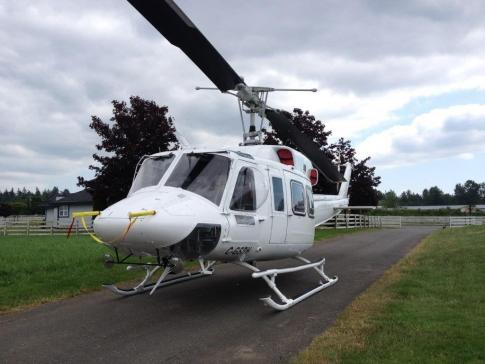 Aircraft for Sale in British Columbia, Canada: 1980 Bell 212